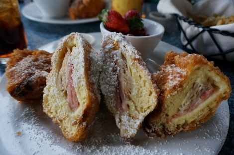Monte Cristo at Disneyland's Cafe Orleans