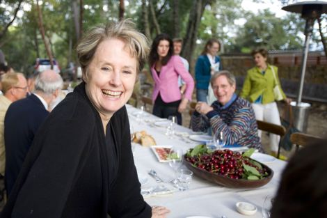 Alice Waters Napa