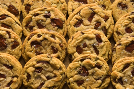 CHOCOLATE CHIP COOKIES Mrs Fields