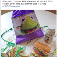 This Week In Subway Facebook Comments 4/9