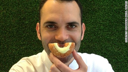 Dominique Ansel Cronut Man