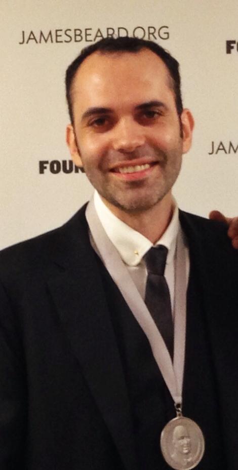 Dominique Ansel James Beard Award