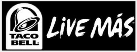 Taco Bell Live Mas