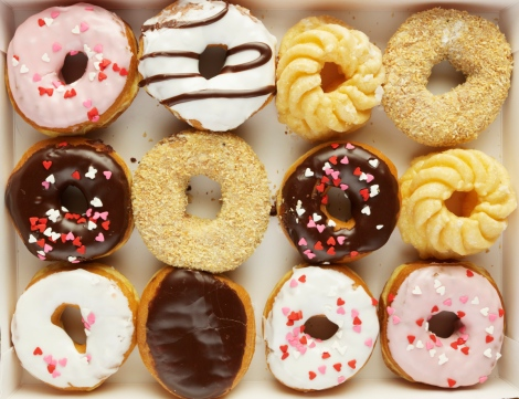 There are a lot of pictures of donuts on the internet. This is one of the good ones.