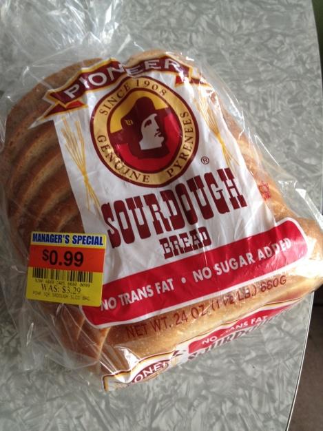 Pioneer Sourdough Bread