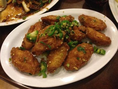 Foo Chow Chicken Wings Chinatown LA