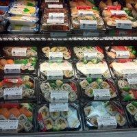Clearance Room Adventures: Marukai Market Sushi Rolls