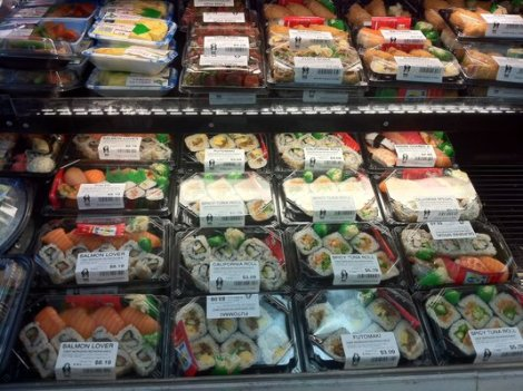 "The amazing Marukai ""deli"" case"