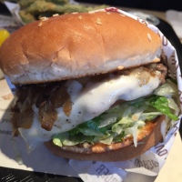 The Habit Burger Limited French Onion Charburger
