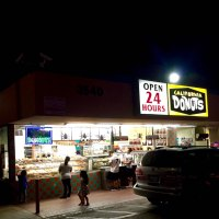 All Night Long: California Donuts, Koreatown
