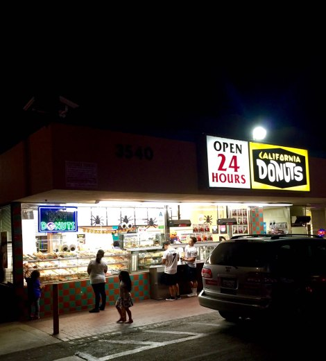 California Donuts Open 24 Hours