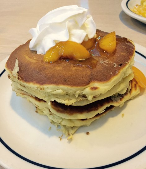 IHOP Rooty Tooty Fresh Fruity Peach