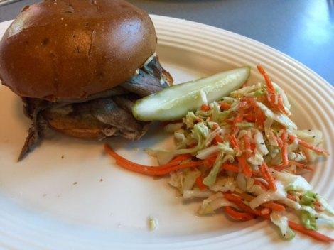 Roast Beef & Cheddar, Flo's V-8 Cafe
