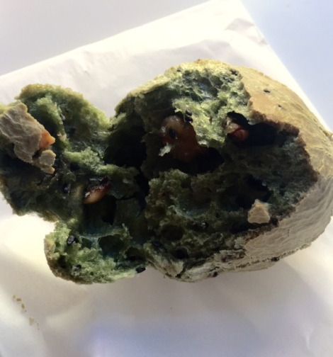 Cafe Dulce Spirulina Roll