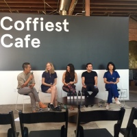 Coffiest Cafe - Soylent Pop-Up in Los Angeles 9/25/2016