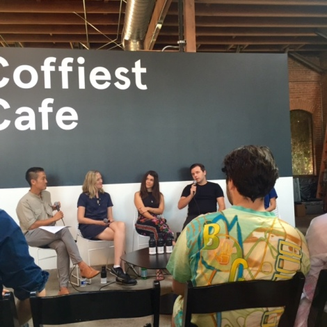 Coffiest Cafe Soylent SPeakers