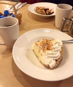 Cocos: My go-to pie