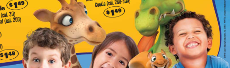 Cocos Kids Menu
