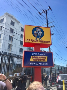 Los Pollos Hermanos - Better Call Saul