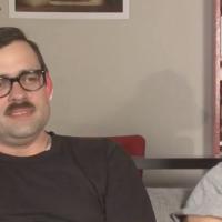 MEET TWO MEN CHEW