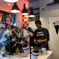 Little Damage Ice Cream: Like, so #Goth